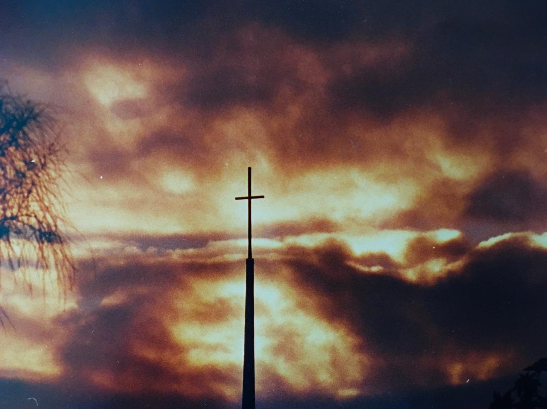 Susan Heffernan Sunset of Faith